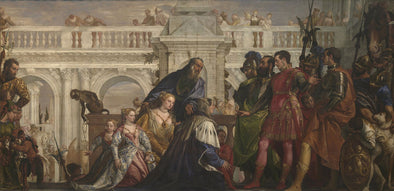 Paolo Veronese - The Family of Darius before Alexander