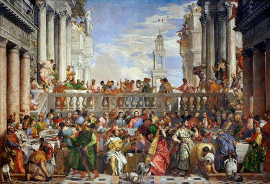Paolo Veronese - The Marriage at Cana