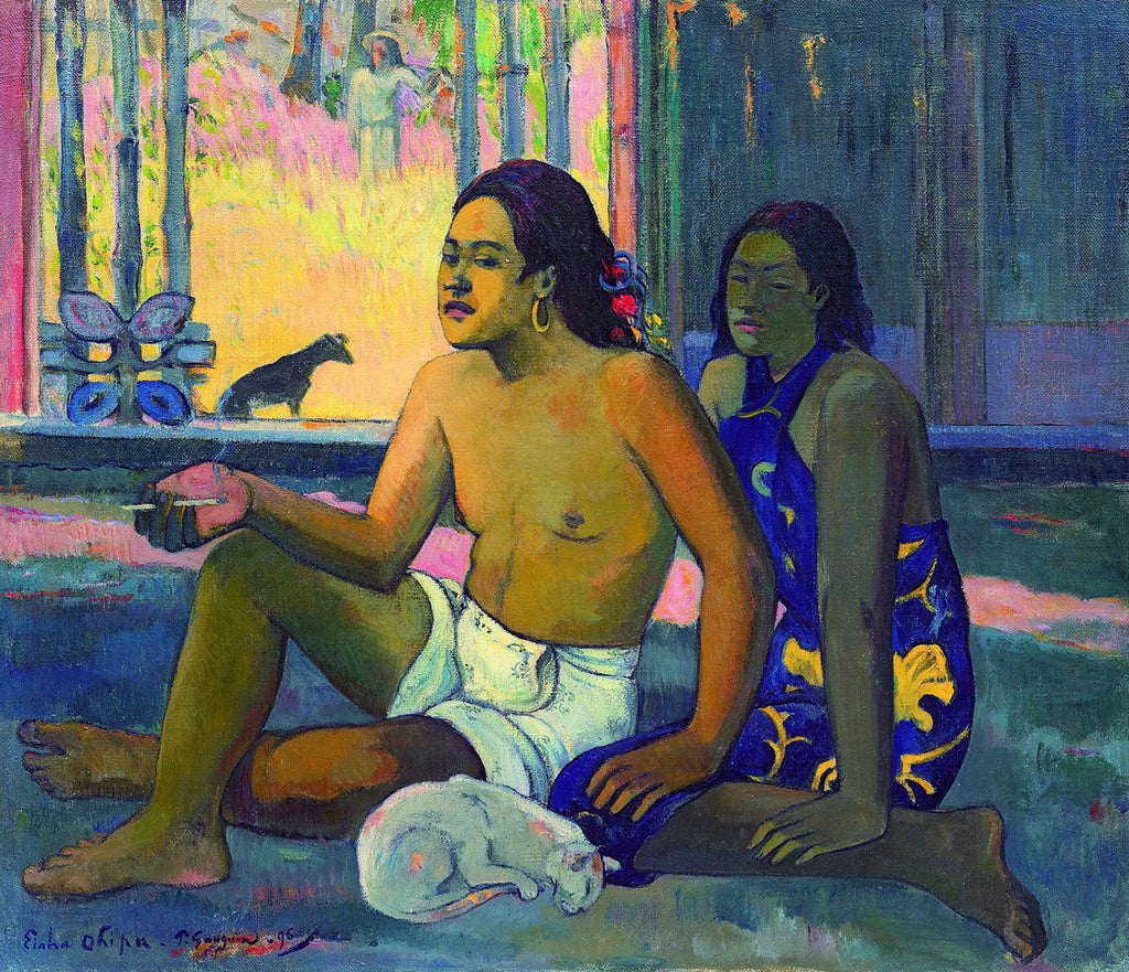 Paul Gauguin - Eiaha Ohipa