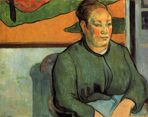 Paul Gauguin - Madame Roulin