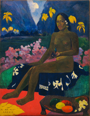 Paul Gauguin - The Seed of the Areoi