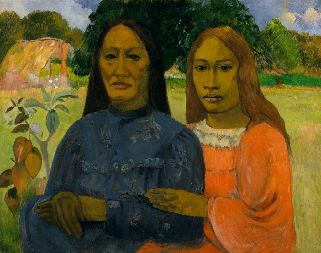 Paul Gauguin - Two Women