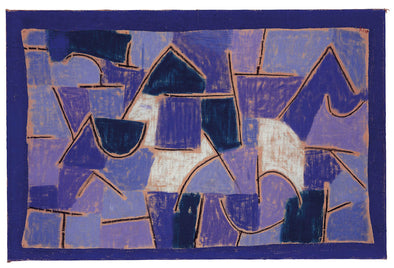 Paul Klee - Blue Night