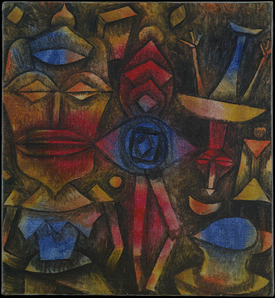 Paul Klee - Collection of Figurines
