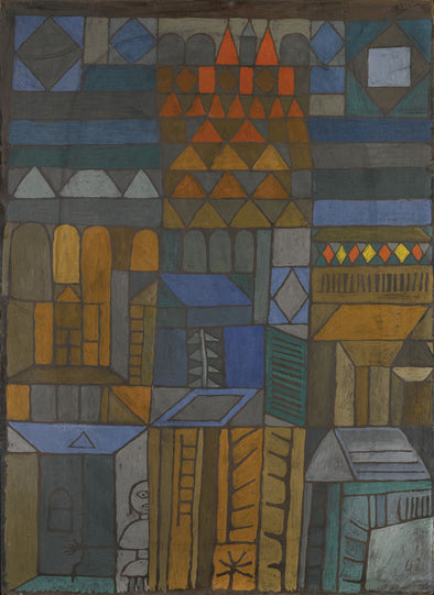 Paul Klee - Incipient Coolness