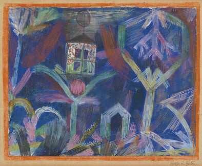Paul Klee - Window In The Garden