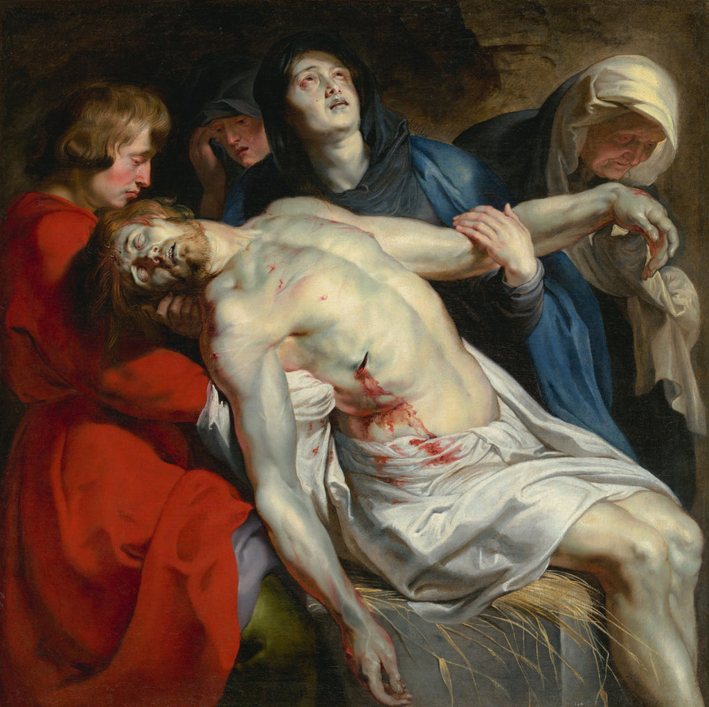 Peter Paul Rubens - Entombment peter paul rubens