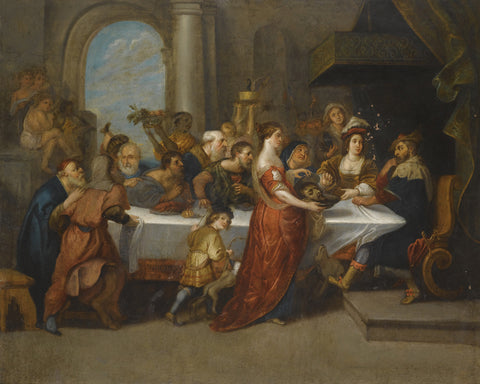 Peter Paul Rubens - Feast of Herod