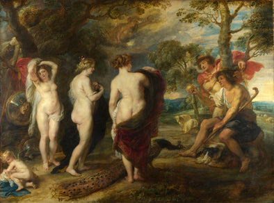 Peter Paul Rubens - The Judgement of Paris