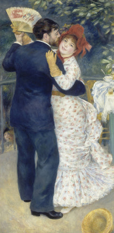 Pierre-Auguste Renoir - Country Dance