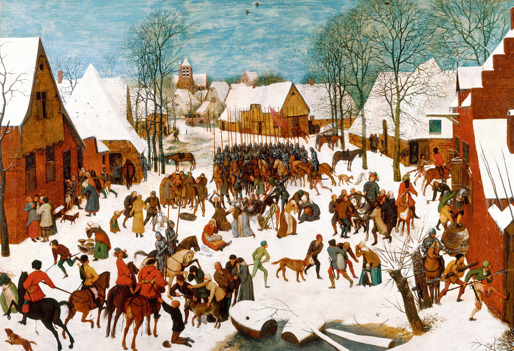 Pieter Bruegel the Elder - Massacre of the Innocents