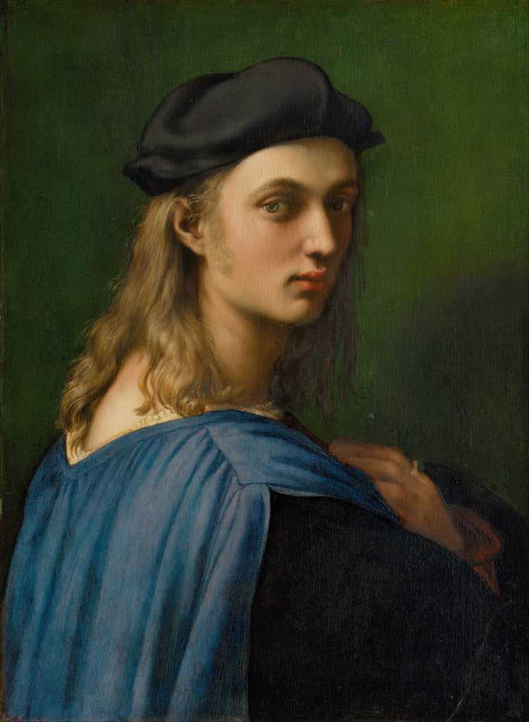 Raphael - Portrait of Bindo Altoviti