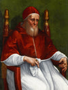 Raphael - Portrait of Pope Julius II