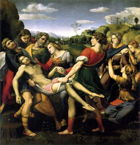 Raphael - The Deposition