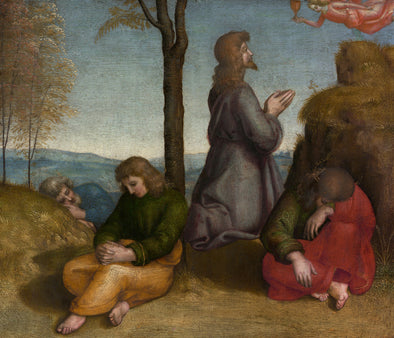 Raphael - The Agony in the Garden
