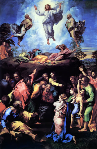 Raphael - The Transfiguration