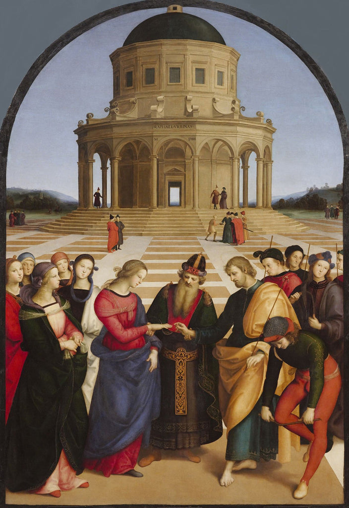 Raphael - The Wedding of the Virgin