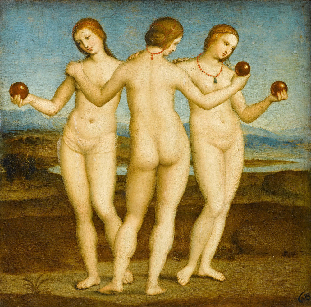 Raphael - Three Graces