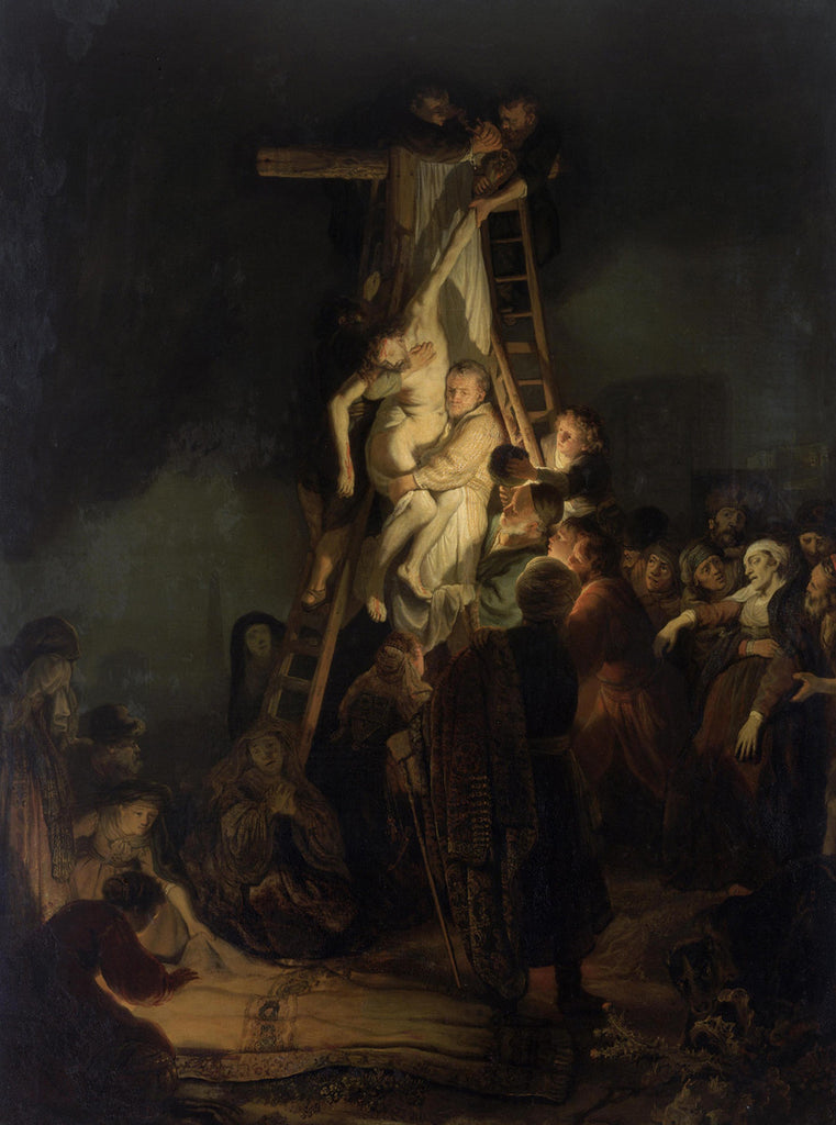 Rembrandt - Descent from the Cross