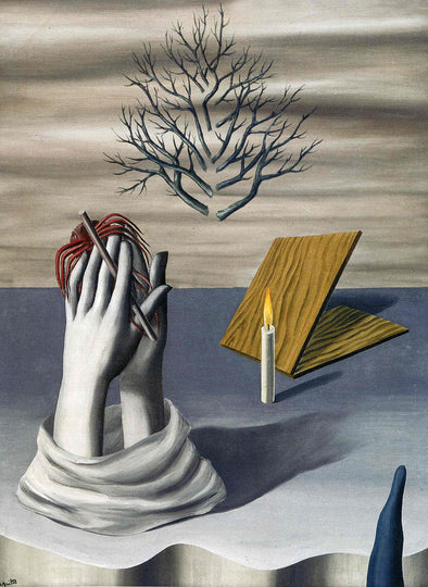 René Magritte - The Dawn of Cayenne