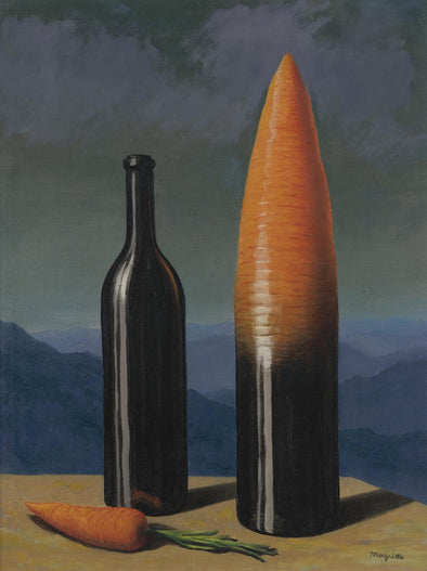 René Magritte - The Explication