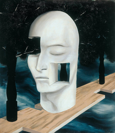 René Magritte - The Face of Genius
