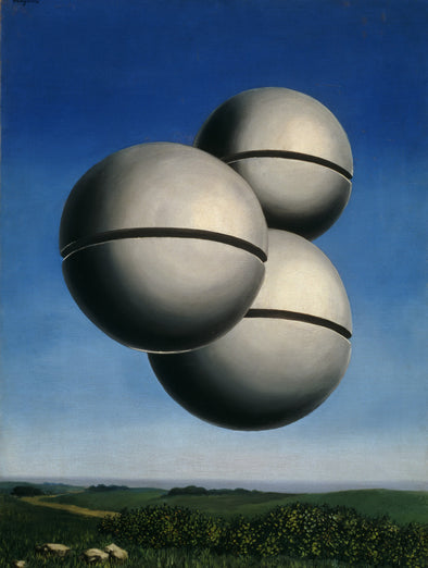 René Magritte - Voice of Space