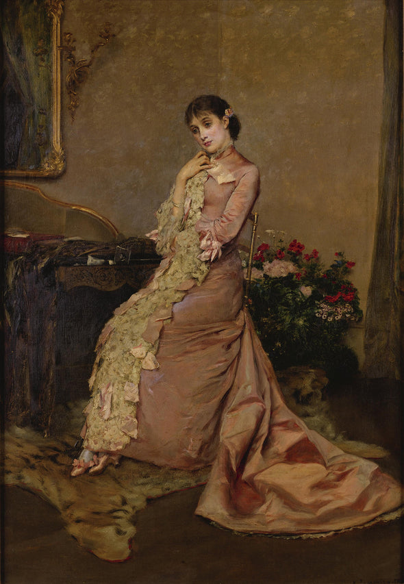 Rogelio de Egusquiza - Spanish Beauty