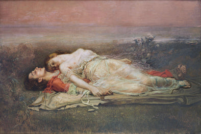 Rogelio de Egusquiza - Tristan and Isolde
