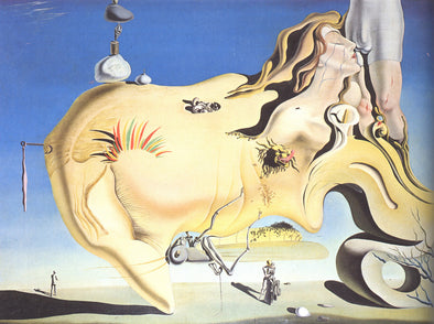Salvador Dali - The Great Masturbator