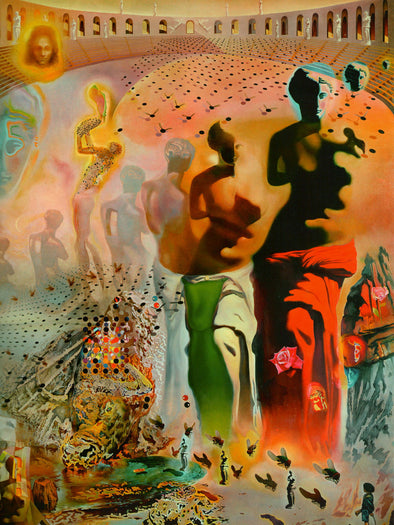 Salvador Dali - The Hallucinogenic Toreador