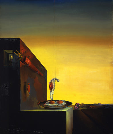 Salvador Dali - The Secret of the Hanging Egg