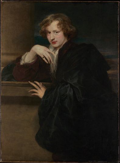 Sir Anthony van Dyck - Self Portrait