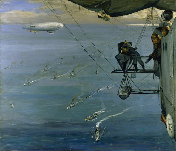 Sir John Lavery - The Intrepid War Artist
