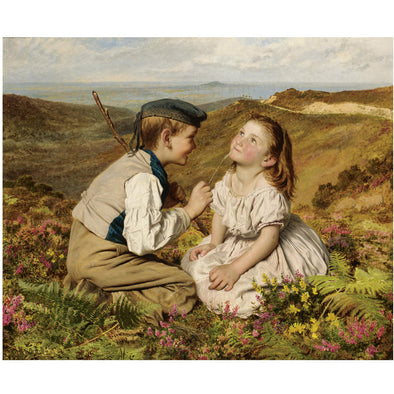Sophie Anderson - It'S Touch and go, to Laugh or No