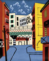 Stuart Davis - New York Elevated
