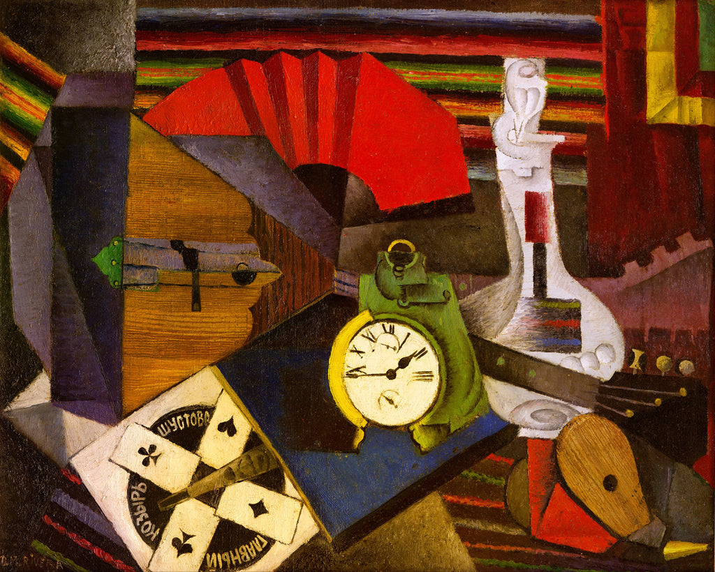 Diego Rivera - The Alarm Clock