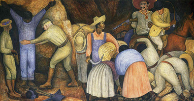 Diego Rivera - The Exploiters