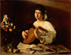 Caravaggio - The Lute Player