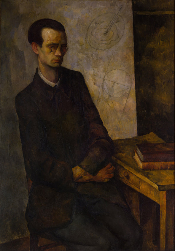 Diego Rivera - The Mathematician