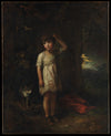 Thomas Gainsborough - A Boy with a Cat