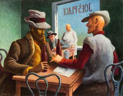 Thomas Hart Benton - Discussion