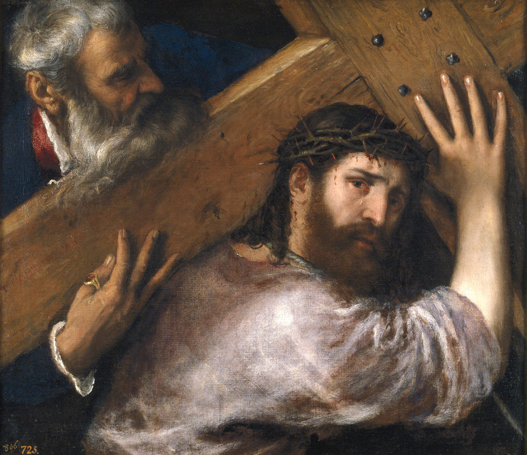 Titian - Christ Carrying the Cross