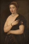 Titian - Girl in a Fur