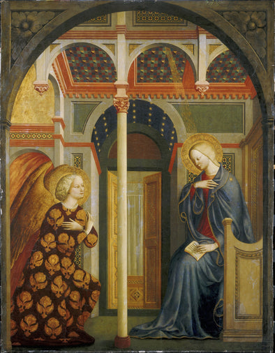 Tommaso Masaccio - The Annunciation