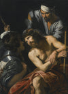 Valentin de Boulogne - The Crowning with Thorns