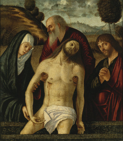Vittore Carpaccio - The Lamentation