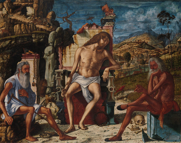 Vittore Carpaccio - The Meditation on the Passion