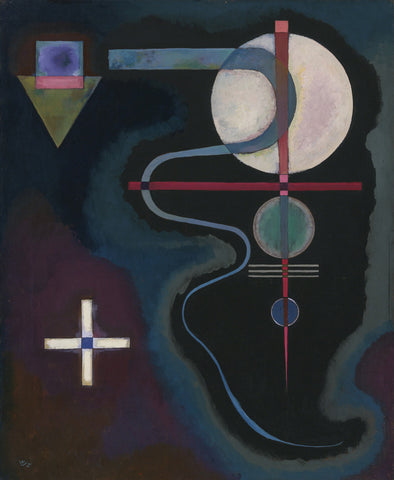 Wassily Kandinsky - Cool Energy