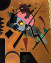 Wassily Kandinsky - Grey and Pink